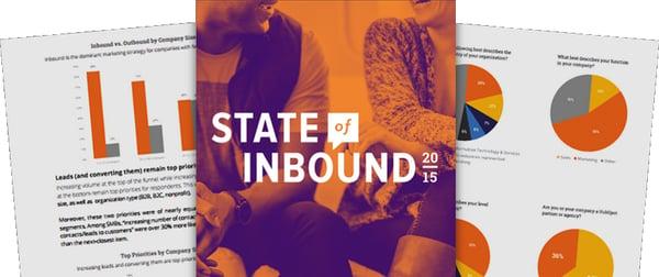 State of Inbound HubSpot